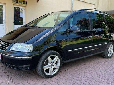 second-hand VW Sharan 1.9TDI-116CP/UNITED/7 Locuri/Full extrasse