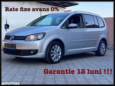 second-hand VW Touran Cross 1.6