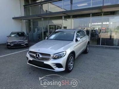 second-hand Mercedes GLC250 din 2018