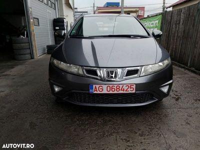 second-hand Honda Civic 2.2