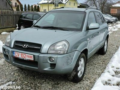 second-hand Hyundai Tucson 2.0