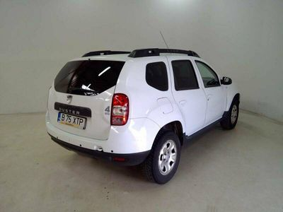 second-hand Dacia Duster 1.5 dCi 109CP 4x4 Laureate