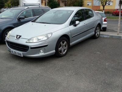 second-hand Peugeot 407 1.6 hdi