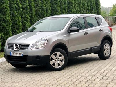 second-hand Nissan Qashqai 1.5 DCI