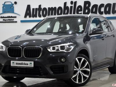 second-hand BMW X1 xdrive 20d 190 cp automata 2016 euro 6 136 400 km!