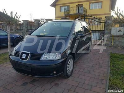 second-hand Seat Alhambra 2.0 Diesel 140 Cp 2008 cu 7 Locuri