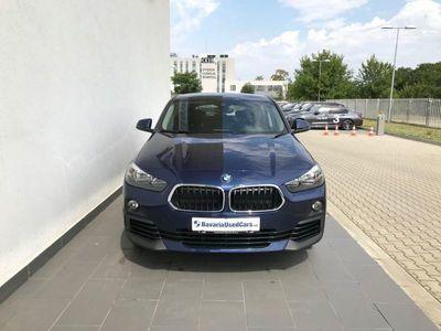 second-hand BMW X2 xDrive20d Advantage