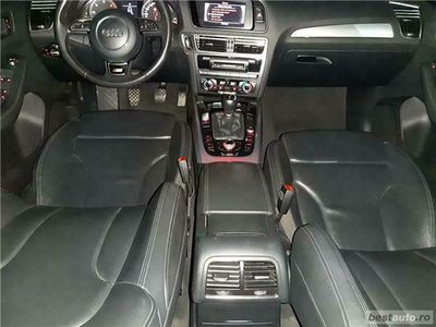 second-hand Audi Q5 an 2013, manual, inmatriculat, arata si functioneza