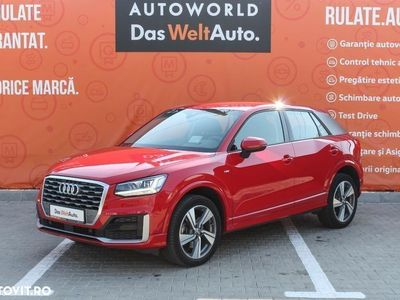 second-hand Audi Q2 Design 1.4 TFSI CoD