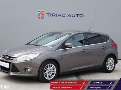 second-hand Ford Focus 1.0