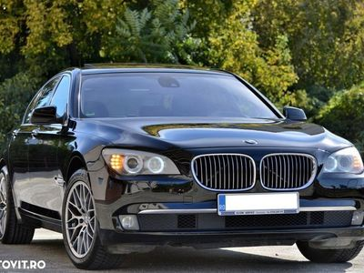 used BMW 730 4 butoane, Ventilație Scaune, 5 Camere,An 2011,