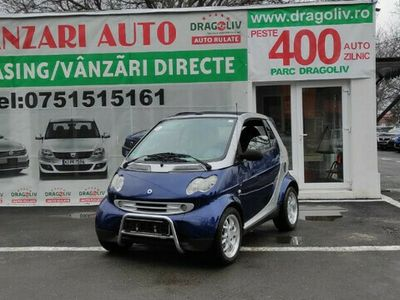 second-hand Smart ForTwo Coupé 0.7Benzina,2003,Finantare Rate