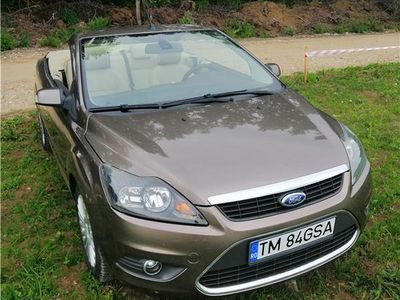second-hand Ford Focus Cabriolet CC