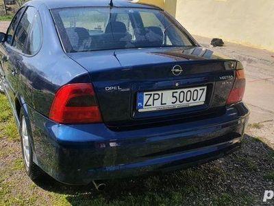 second-hand Opel Vectra