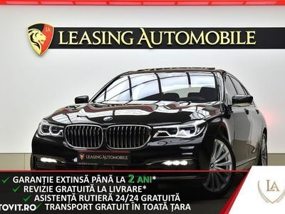 used BMW 730 d xDrive 3.0 264 CP. Automat 2018
