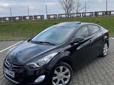 second-hand Hyundai Elantra