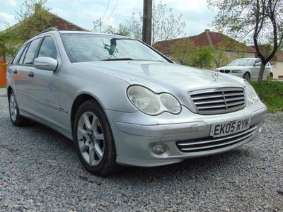 second-hand Mercedes C220 CDi