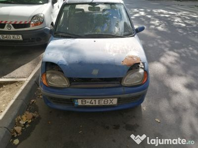 second-hand Fiat Seicento an2002, acte expirate, functional,