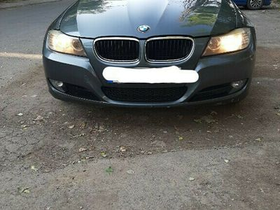 second-hand BMW 318 d