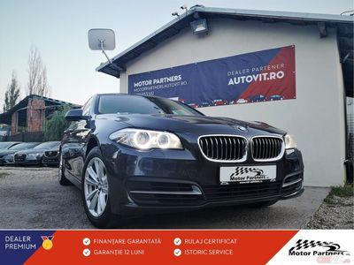 second-hand BMW 518 d 2.0d automat 150cp euro 6