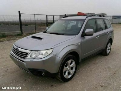 second-hand Subaru Forester 4 X 4