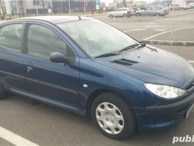 second-hand Peugeot 206