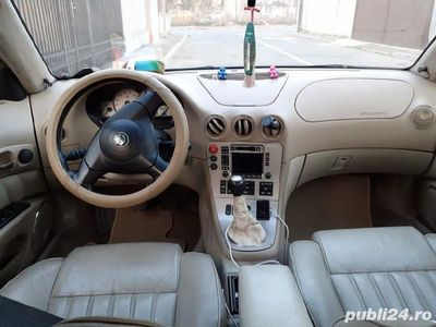second-hand Alfa Romeo 166 elegance facelift