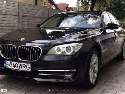 used BMW 740 Seria 7