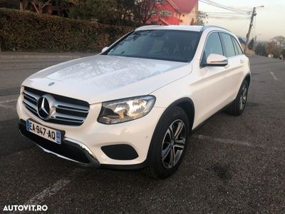 second-hand Mercedes GLC220