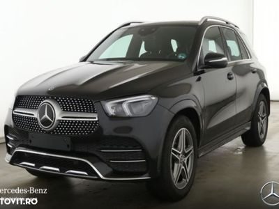 second-hand Mercedes GLE450 AMG