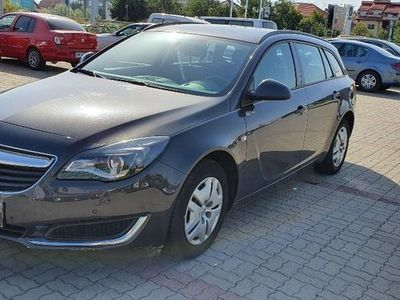 second-hand Opel Insignia 1.4