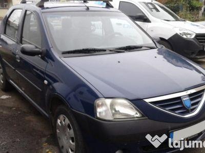 second-hand Dacia Logan 2007, 1.4i+gpl 75 cp e4, ac, ofer fiscal