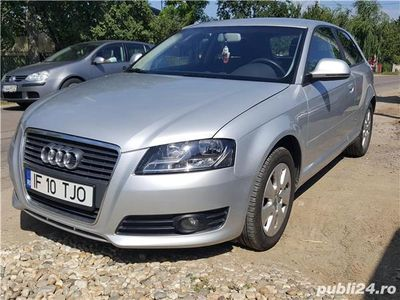 second-hand Audi A3 2010 inmatriculat