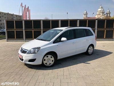 used Opel Zafira