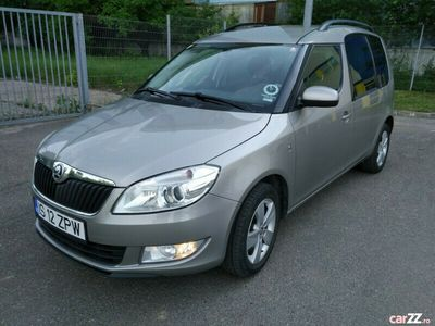 second-hand Skoda Roomster -