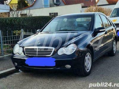 second-hand Mercedes C200 Clasa