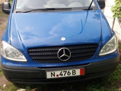 second-hand Mercedes Vito 111CDI, 6 locuri+marfa(mixt)