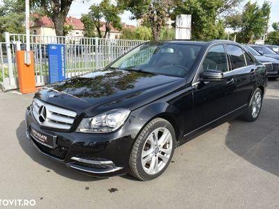 second-hand Mercedes C200 din 2013