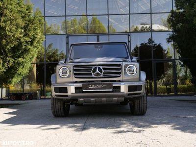 second-hand Mercedes G500 G