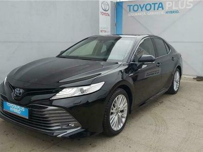 second-hand Toyota Camry Hybrid 218 CP Exclusive / full options