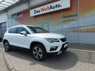 second-hand Seat Ateca Xcellence 2.0 TDI 4DRIVE 150 CP Manual