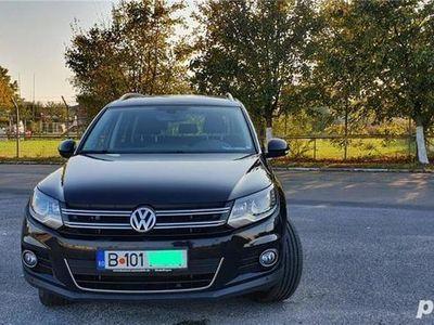 second-hand VW Tiguan 2013, excepțional