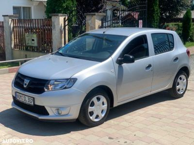 second-hand Dacia Sandero