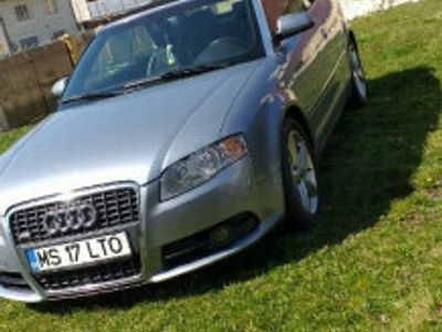 second-hand Audi A4 Cabriolet S-Line 2007