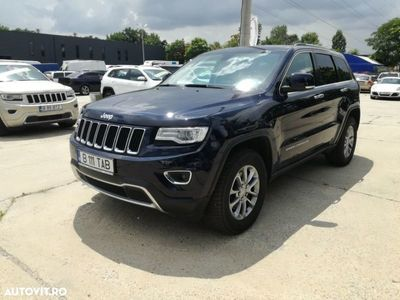 second-hand Jeep Grand Cherokee 3.0 CRD Limited
