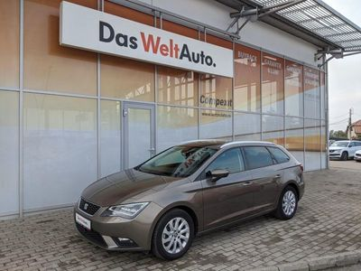 second-hand Seat Leon ST Style 1.6 TDI 110 CP DSG7 St&Sp