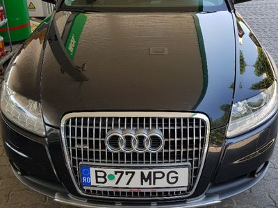 second-hand Audi A6 Allroad facelift 2009