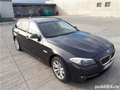 second-hand BMW 520 Seria 5
