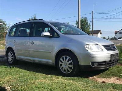 used VW Touran 2004 2.0TDI - 140ps Clima