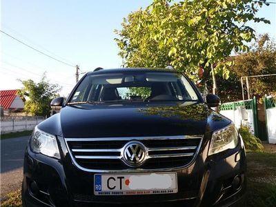 second-hand VW Tiguan 1,4 tsi benzina, 150 cp, euro 5